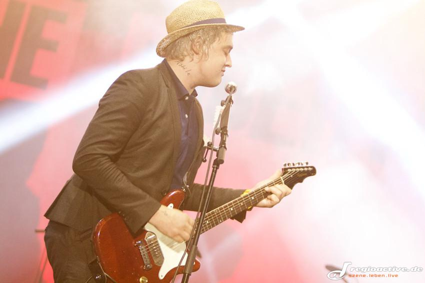 The Libertines (live beim Lollapalooza 2015 in Berlin)