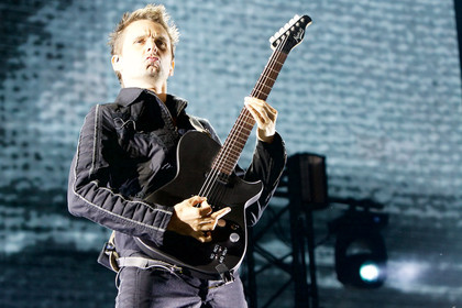 Pompös - Fotos: Muse live beim Lollapalooza 2015 in Berlin