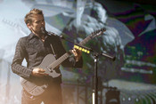Fotos: Muse live beim Lollapalooza 2015 in Berlin