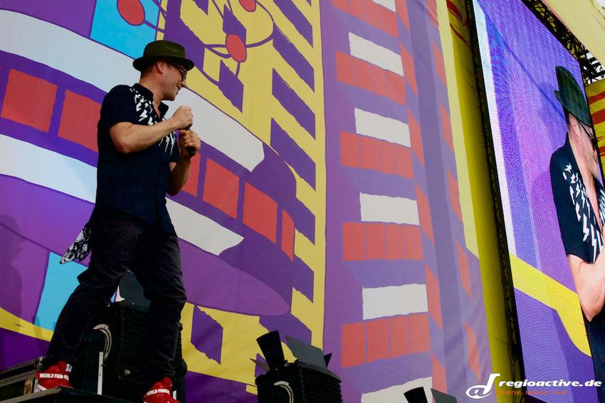 Beatsteaks (live beim Lollapalooza 2015 in Berlin)