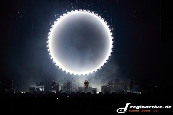 Am Limit - Fotos: David Gilmour live in der König-Pilsener-Arena in Oberhausen
