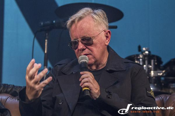Legenden - Fotos: New Order live beim Reeperbahn Festival 2015 in Hamburg