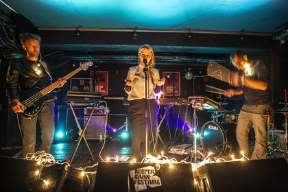 Fairy tales - Fotos: When 'Airy Met Fairy live beim Reeperbahn Festival 2015 in Hamburg